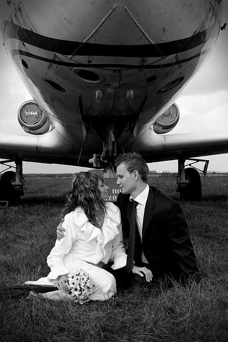Необычные и экстремальные свадьбы в